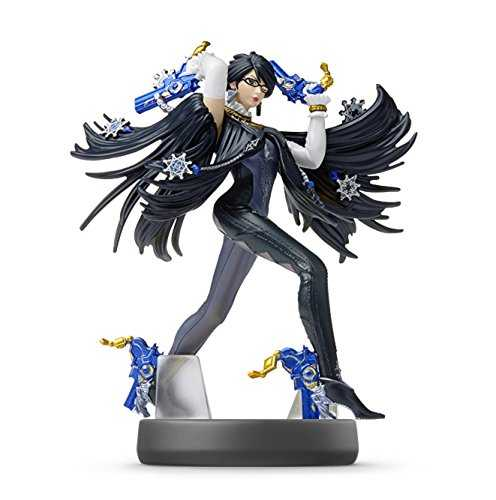 Nintendo Amiibo Beyonetta (Smash Brothers series) Japan Import [Nintendo 3DS] …