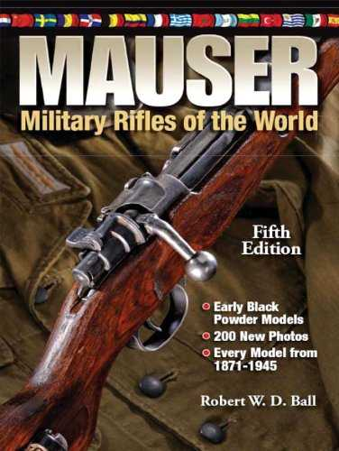 Mauser Military Rifles of the World (English Edition)