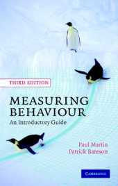 Measuring Behaviour: An Introductory Guide (English Edition)