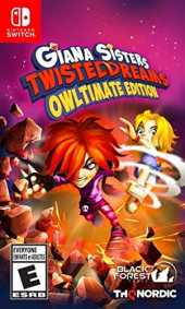 Giana Sisters: Twisted Dreams - Ultimate Edition for Nintendo Switch [USA]