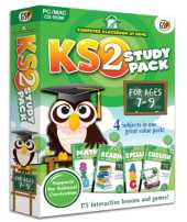 Computer Classroom at Home : Key Stage 2 Study Pack (For Ages 7-9) [import anglais]
