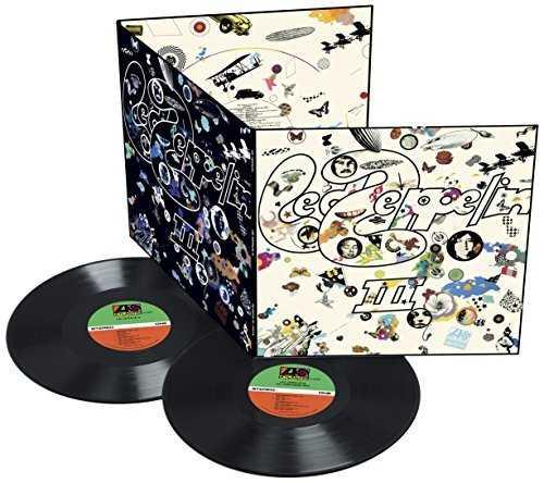 Led Zeppelin III (Deluxe Edition Remastered Vinyl) by Led Zeppelin