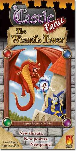 Fireside Games - 331375 - Wizard's Tower Expansion