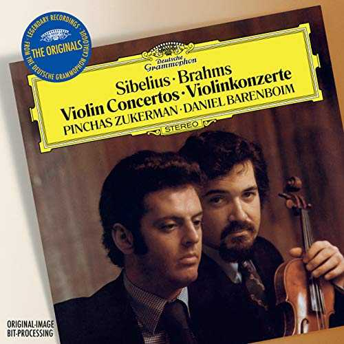Sibelius: Violin Concerto In D Minor, Op.47 / Beethoven: Violin Romance No.1 In G Major / Brahms: Violin Concerto In D, Op.77 (The Originals)
