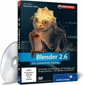 Blender 2.6 - Das umfassende Training [import allemand]