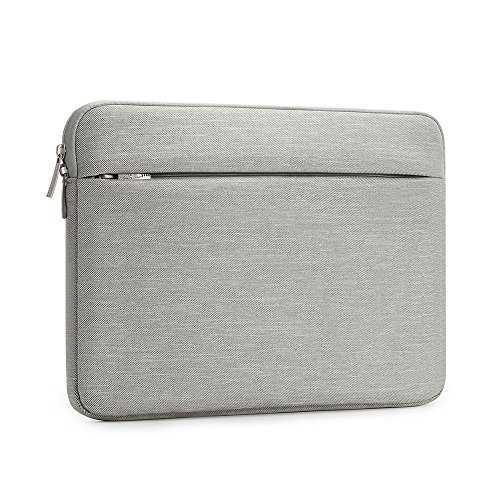 "A Tailor Bird Housse de Protection Ordinateur 13-13.3"", Pochette PC Portable Ultrabook Sacoche Laptop Compatible 13-13.3 Pouces - Gris Clair"