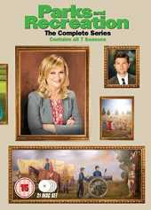 Parks and Recreation (Complete Series 1-7) - 21-DVD Box Set ( Parks & Recreation - Series One to Seven (125 Episodes) ) [ Origine UK, Sans Langue Francaise ]