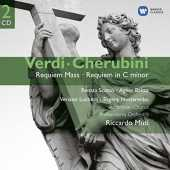 Verdi: Requiem & Cherubini: Requiem in C Minor