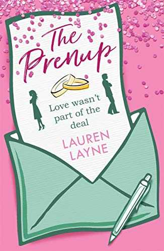 The Prenup: The hit rom-com of 2019! (English Edition)