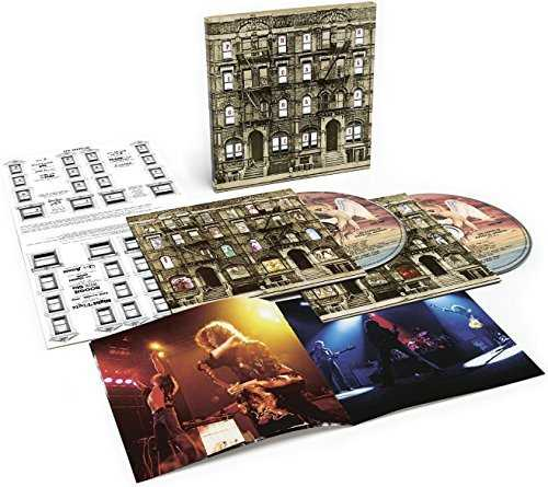 Physical Graffiti (Remastered) by Led Zeppelin (2015-08-03)
