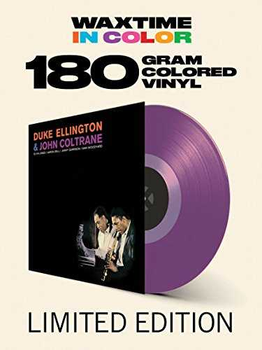 Duke Ellington And John Coltrane [ltd Ed Purple Vinyl] [Vinilo]