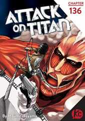 Attack on Titan #136 (English Edition)
