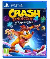 Crash Bandicoot 4 - It´s About Time - PlayStation 4