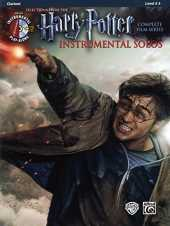 Harry Potter Instrumental Solos: From the Complete Film Series: Clarinet, Book & CD (Alfred's Harry Potter Instrumental Solos)