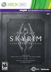 Skyrim Legendary Edition [import anglais]
