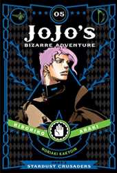 JoJo´s Bizarre Adventure: Part 3 Stardust Crusaders, Vol. 5