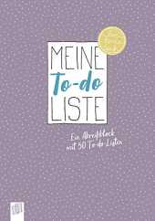Meine To-do-Liste: Ein A5-Abreißblock mit 50 To-do-Listen