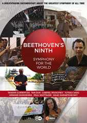 Beethoven's Ninth: Symphony for the World [Reino Unido] [DVD]