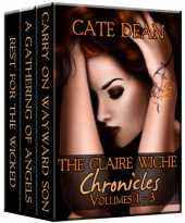 The Claire Wiche Chronicles Volumes 1-3 (The Claire Wiche Chronicles Box Set Book 1) (English Edition)