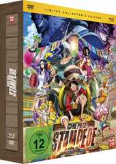 One Piece: Stampede - 13. Film - [Blu-ray & DVD] Collector's Edition