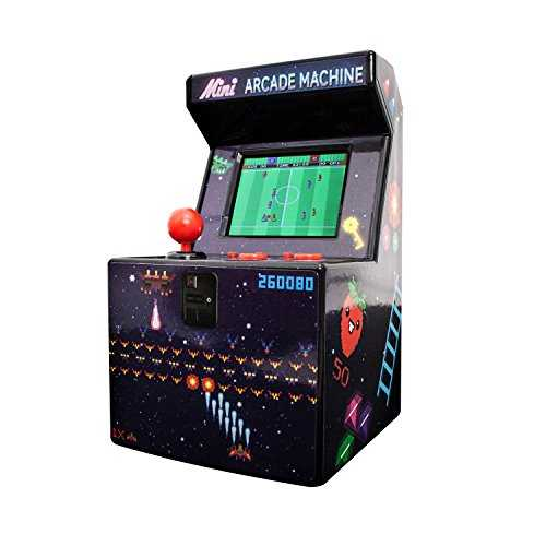 thumbsUp! - 240in1 - 16bit Mini Arcade Machine incluse de 240 jeux - 1001473
