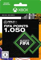 FIFA 21 Ultimate Team 1050 FIFA Points | Xbox - Download Code