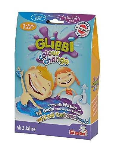 Simba 105957575 - Glibbi Color Change, 2-sortiert