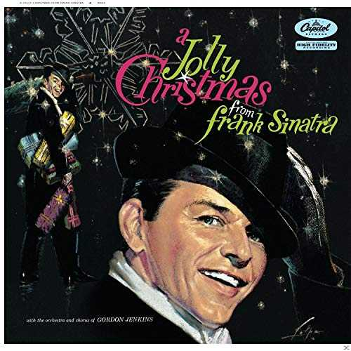 A Jolly Christmas From Frank Sinatra [Vinilo]