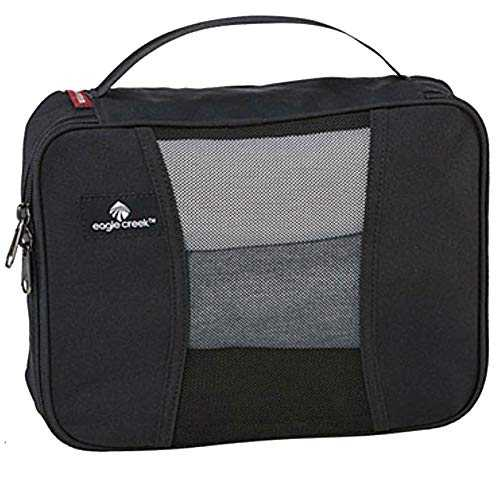 Eagle Creek Pack-It Original Half Cube, Black Organiseur de Bagage, 26 cm, 5 liters, Noir (Black)