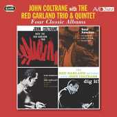 Four Classic Albums / John Coltrane With The Red Garland Trio & Quintet
