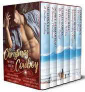 Christmas With Her Cowboy: A Holiday Romance Set (English Edition)
