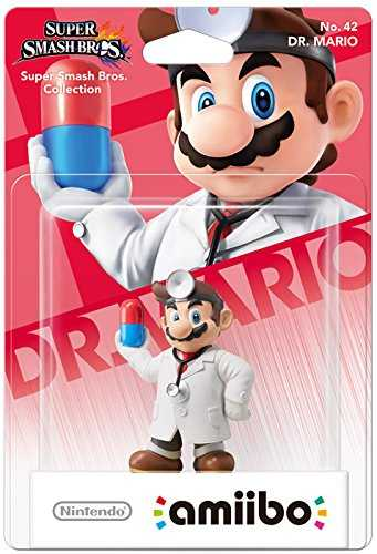 Amiibo ´Super Smash Bros´ - Dr. Mario