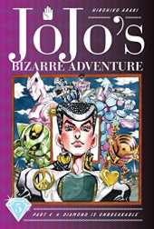 JoJo´s Bizarre Adventure: Part 4 -- Diamond is Unbreakable, Vol. 5