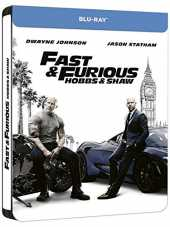 Fast & Furious : Hobbs & Shaw [Édition SteelBook]