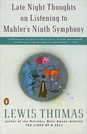 Late Night Thoughts on Listening to Mahler's Ninth Symphony (English Edition)