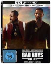 Bad Boys for Life - UHD   Blu-ray Steelbook [Limited Edition](Exklusiv bei Amazon.de)
