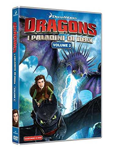Dragons-I Paladini Di Berk #02 [Import]