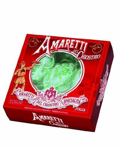 Amaretti del Chiostro - Amaretti - Small Window Box - 50g