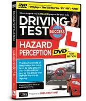 Driving Test Success Hazard Perception New Edition [import anglais]