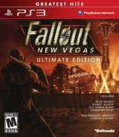 Fallout: New Vegas Ultimate Edition PS3 US Version