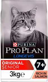 PRO PLAN Cat ADULT with OPTIRENAL Rich in Salmon, 3kg