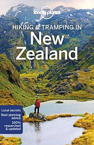 Lonely Planet Hiking & Tramping in New Zealand (Travel Guide) [Idioma Inglés]