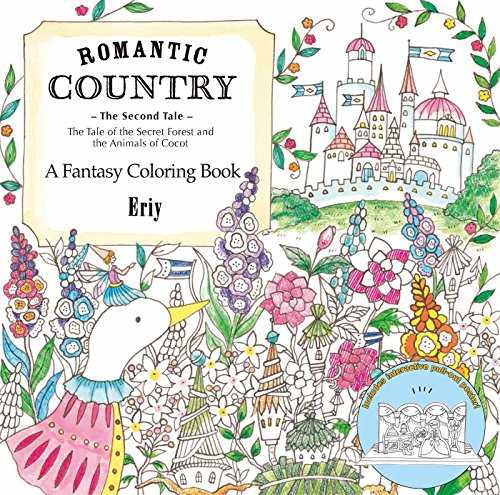 Romantic Country: The Second Tale: The Tale of the Secret Forest and the Animals of Cocot