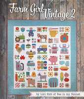 It´s Sew Emma ISE931 Farm Girl Vintage 2 Bk, None