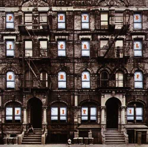 Physical Graffiti Original recording remastered Edition by Led Zeppelin (1994) Audio CD