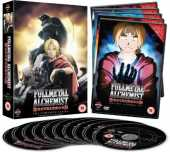 Fullmetal Alchemist: Brotherhood - Complete Series Collection (Episodes 1 - 64) [10 DVDs] [UK Import]