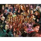 Paladone 1000 Piece Jigsaw Puzzle, Harry Potter Collage Puzzle