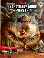 Xanathar´s Guide to Everything
