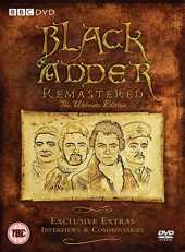 Blackadder: Re-Mastered-The Ultimate Edition Box Set [Import]