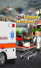 My Surgery Hospital: Disaster Emergency Hero